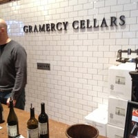 Photo taken at Gramercy Cellars Tasting Room by Andrea S. on 11/3/2012