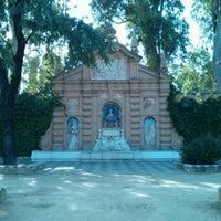 Foto tomada en Jardines de Murillo | Paseo Catalina de Ribera por Capt C. el 6/30/2013
