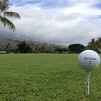 Photo taken at Waialae Country Club by Daryl W. on 10/25/2012