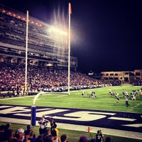 Photo taken at Bill Snyder Family Stadium by Chris H. on 8/31/2013