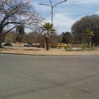 Foto tomada en Parque San Martin por Pablo M. el 8/28/2013