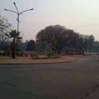 Foto tomada en Parque San Martin por Pablo M. el 9/11/2013
