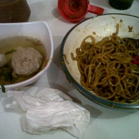 Photo taken at Mie Yamien Mang Ade by renz on 5/15/2013
