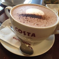 Photo taken at Costa Coffee by Zeze A. on 6/16/2015