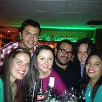 Photo taken at La Copa de Champagne Piano Bar by Emanuel B. on 5/17/2014