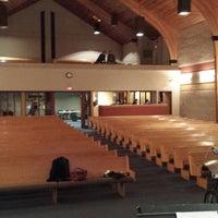 Photo taken at zion apostolic church by Karol T. on 11/11/2013