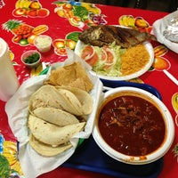 Photo taken at Tacomiendo by Chris G. on 1/18/2013