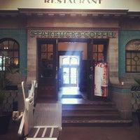 Photo taken at Starbucks by Minji on 6/18/2013