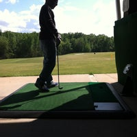 Photo taken at Leatherman Golf Learning Center by Japhy on 5/7/2013