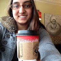 Photo taken at Einstein Bros Bagels by Grace R. on 1/10/2014