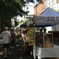 Photo taken at Greenmarket Farmers Market by Chalisa B. on 7/7/2013