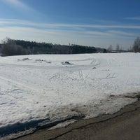 Photo taken at Kuninkaantie by Joni F. on 3/29/2013