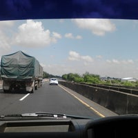 Photo taken at Tol Margomulyo by yudhi d. on 3/31/2014