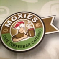 Photo taken at Moxies Cafe & Caterer by Deborah A. on 4/4/2013