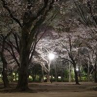 Photo taken at Tsukayama Park by たけ11 on 3/31/2016