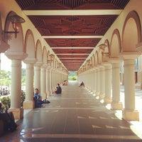 Photo taken at Masjid Islamic Centre by Alfian F. on 9/15/2013
