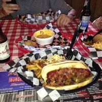 Photo taken at Papa Joe's Burger & Stuff by CARLOS G. on 6/18/2013