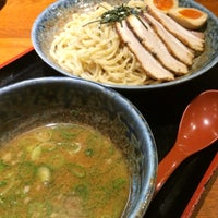 Photo taken at らー麺 藤吉 平野店 by KENSUKE K. on 11/2/2013