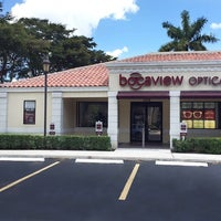 Photo taken at Bocaview Optical by Aaron on 6/27/2016