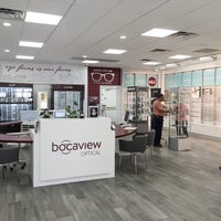 Photo taken at Bocaview Optical by Bocaview Optical on 5/2/2015