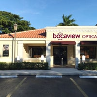 Photo taken at Bocaview Optical by Bocaview Optical on 4/7/2015