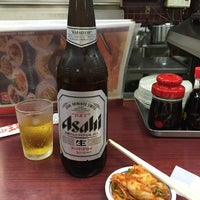 Photo taken at 餃子の王将 今津店 by 河豚会長 迷. on 8/25/2016