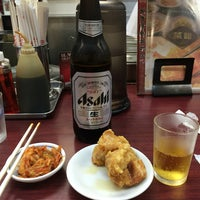 Photo taken at 餃子の王将 今津店 by 河豚会長 迷. on 9/6/2016