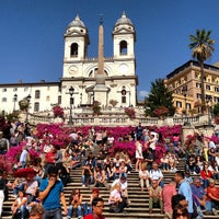 5/2/2013にSergey R.がScalinata di Trinità dei Montiで撮った写真