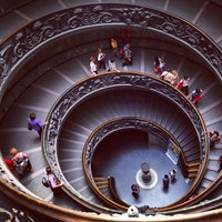 Photo taken at Vatican Museums by Sergey R. on 5/4/2013
