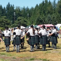 Photo taken at Scottish Highland Games! by Meee M. on 7/26/2014