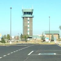 Photo taken at Roberts Field-Redmond Municipal Airport (RDM) by DeWayne F. on 10/7/2012