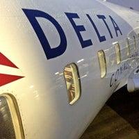 Photo taken at Lehigh Valley International Airport (ABE) by DeWayne F. on 12/8/2012
