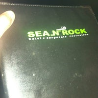 Photo taken at Sea N Rock by Parin T. on 1/14/2013