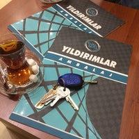 Photo taken at Yildirimlar Ambalaj by Cemil Ö. on 11/9/2016