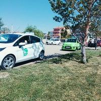 Photo taken at Şarkışla Öğretmenevi by Muhammet K. on 6/26/2016