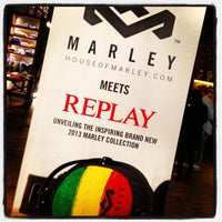 Photo taken at Replay Store by Michele F. on 6/27/2013