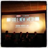 Photo taken at Anteo Spazio Cinema by Michele F. on 4/17/2013