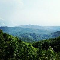 Photo taken at Pine Mountain State Resort Park by Tim Hobart M. on 8/10/2013