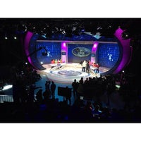 Photo taken at Studio 1 indosiar by Theodore D. on 11/14/2013