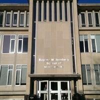 Photo taken at Isenberg School of Management, UMass Amherst by Derek A. on 4/9/2014