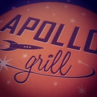 Photo taken at Apollo Grill by Derek A. on 9/18/2014