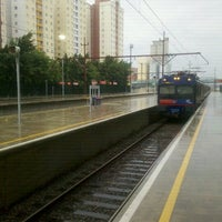 Photo taken at Estação São Caetano do Sul (CPTM) by Marcelo C. on 12/13/2012