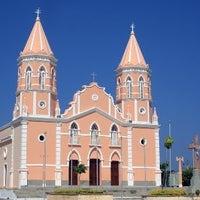 Photo taken at Matriz de Senhora Sant'Ana by Marcelo C. on 3/28/2014