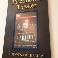 Foto scattata a John F. Kennedy Center Eisenhower Theatre da K*Mac il 8/5/2017