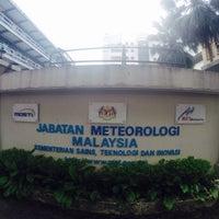 Photo taken at Jabatan Meteorologi Malaysia by Nik F. on 1/22/2016