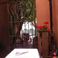 Photo taken at Chez Mamou by Megan W. on 5/29/2014