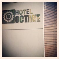 Photo taken at Hotel Octave by Kenneth K. on 8/17/2014
