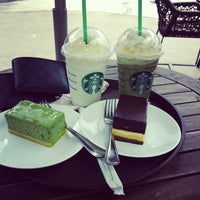 Photo taken at Starbucks Coffee @ New World Hotel by Vu D. on 4/17/2013