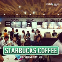 Photo taken at Starbucks Coffee @ New World Hotel by Vu D. on 2/25/2013