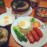 Photo taken at Xin Wang Hong Kong Cafe @ Vincom by Vu D. on 5/21/2013